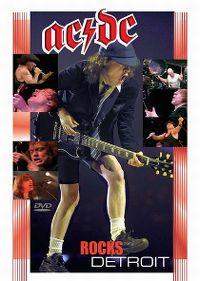 Cover AC/DC - Rocks Detroit [DVD]